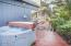 5623 SW Neal Ave., Waldport, OR 97394 - Hot Tub Privacy