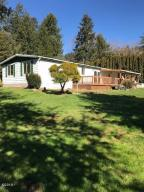 83 N Pony Trail Ln, Otis, OR 97368 - Front