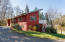 2610 NE Sturdevant Pl, Toledo, OR 97391 - Side/Rear View of home