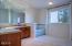 2790 NE Jackson Pl, Newport, OR 97365 - Master bath