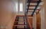 6335 NW Finisterre Ave, Yachats, OR 97498 - stairwell
