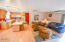 2791 SW Dune Ct, Lincoln City, OR 97367 - Living Room & Kitchen