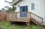 1727 SE 8th St, Lincoln City, OR 97367 - Back Deck