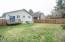 1727 SE 8th St, Lincoln City, OR 97367 - Fenced Yard