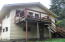 3048 NE East Line Rd, Yachats, OR 97498 - rear entry and back deck