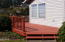 711 SE 4th St, Newport, OR 97365 - Front deck