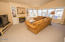 1895 NE 68th St, Lincoln City, OR 97367 - Living room to kitchen