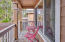 1909 NW Hilton Dr, Waldport, OR 97394 - Covered Porch