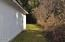 1525 SE Rio Vista Dr, Waldport, OR 97394 - Side yard