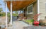 1624 NW Oceanview Dr, Newport, OR 97365 - Front covered porch
