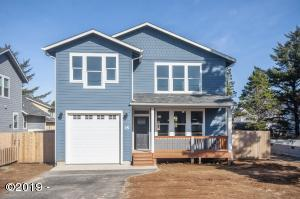 35 NW Sunset St, Depoe Bay, OR 97341 - Brand New Beach House