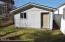1525 SE Rio Vista Dr, Waldport, OR 97394 - Back of Garage