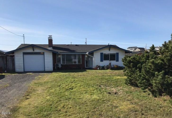 1913 NW Marineview Dr, Waldport, OR 97394 - FRONT EXTERIOR
