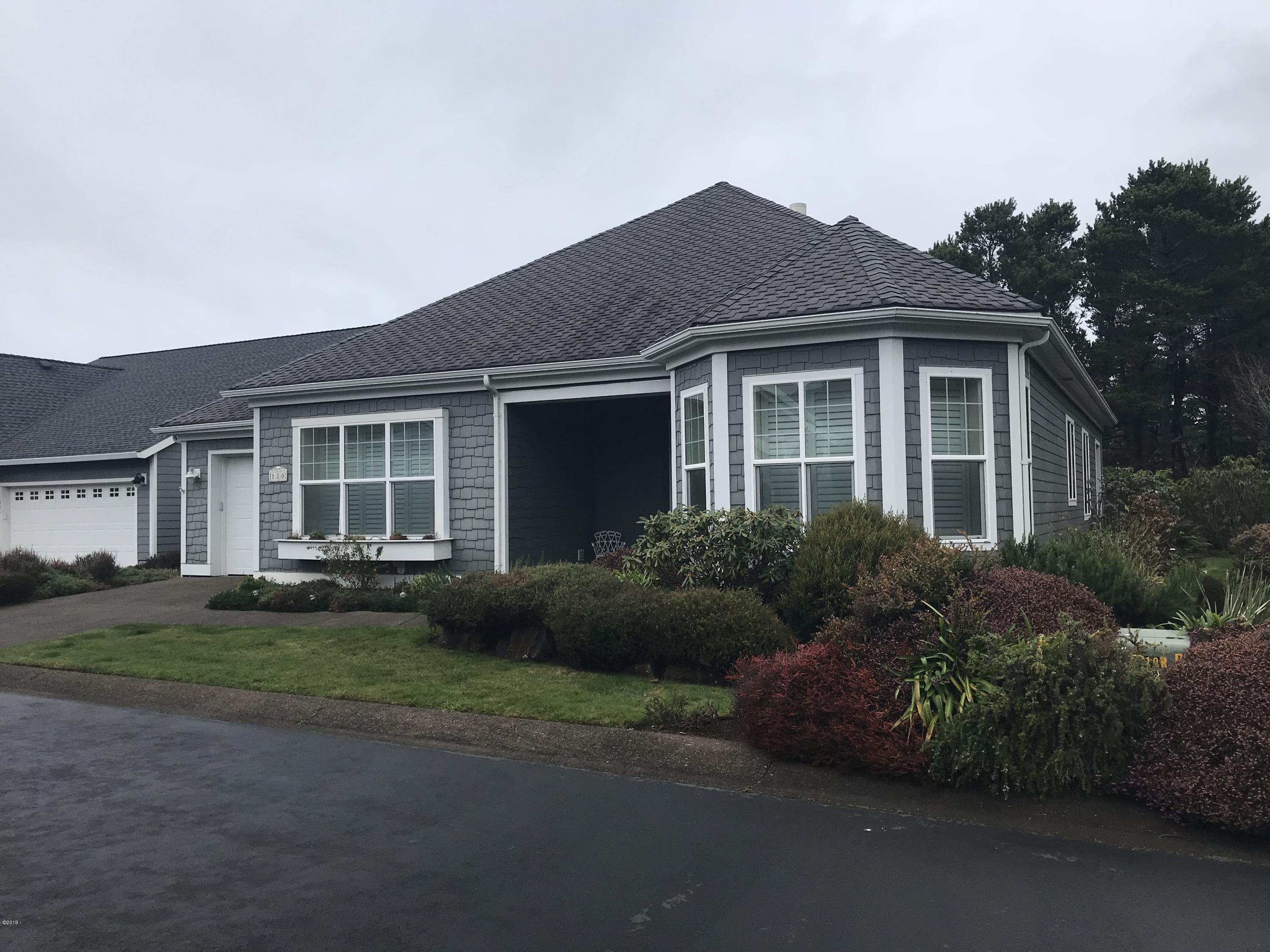 180 SW 59th St., Newport, OR 97366 - Front Elevation