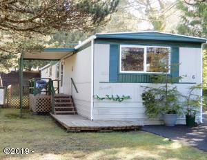 5405 NW Pacific Coast Hwy, 6, Waldport, OR 97394 - #6 Front