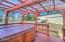 4616 S Beaver Creek Rd, Waldport, OR 97394 - Hot Tub off Master Bedroom