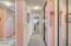 325 Lancer St, 48, Gleneden Beach, OR 97388 - Hallway to bedrooms