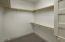 710 NE Lillian Ln, Depoe Bay, OR 97341 - Master Closet