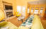 6134 Spruce Ave, Gleneden Beach, OR 97388 - Kitchen/Lvg. room