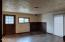 3638 SW Beach Ave, Lincoln City, OR 97367 - Den with wood stove pad