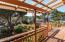 265 Wallace, Gleneden Beach, OR 97388 - ... protected spot for  morning coffee