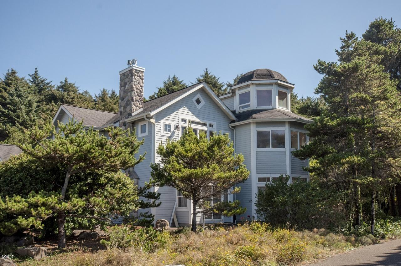 450 Edgewater, Depoe Bay, OR 97341 - West Side