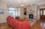 450 Edgewater, Depoe Bay, OR 97341 - Living room