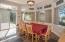 450 Edgewater, Depoe Bay, OR 97341 - Dining room