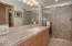 450 Edgewater, Depoe Bay, OR 97341 - Upstairs Master Bath