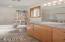 450 Edgewater, Depoe Bay, OR 97341 - Upstairs Guest Bath