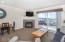 890 SE Bay Blvd, 107, Newport, OR 97365 - Living Room - View 2
