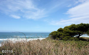 T/L 1000 NW Jetty Ave., Lincoln City, OR 97367 - Lot & View