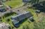 1346 Hidden Valley Road, Toledo, OR 97391 - Aerial view of back of home