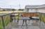 1909 NW Marineview Dr, Waldport, OR 97394 - Deck off Kitchen