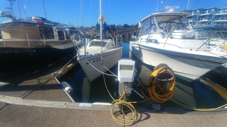 1000 SE Bay M155 Blvd, Newport, OR 97365 - Boat Slip