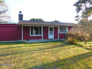 1109 SW Tara Ln, Waldport, OR 97394 - Front of house