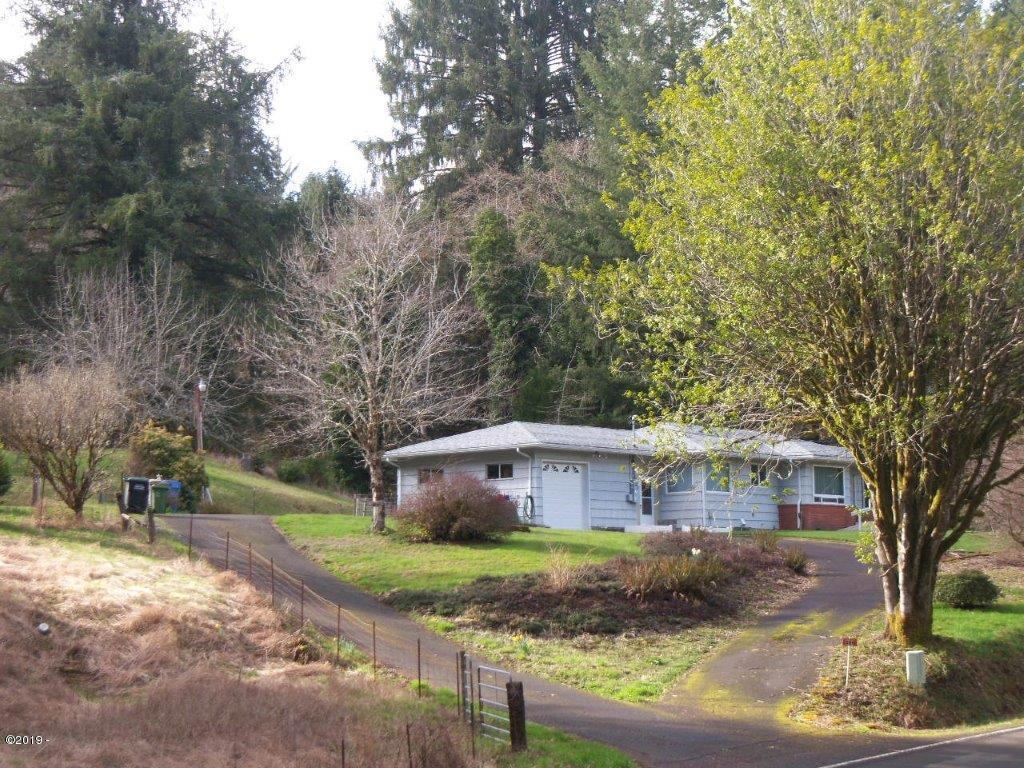 591 Olalla Rd, Toledo, OR 97391 - front