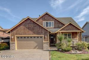 9310 Trout Pl, Lincoln City, OR 97367 - Siletz Keys Fisherman's dream home!