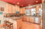 9310 Trout Pl, Lincoln City, OR 97367 - Natural wood cabinets and floor