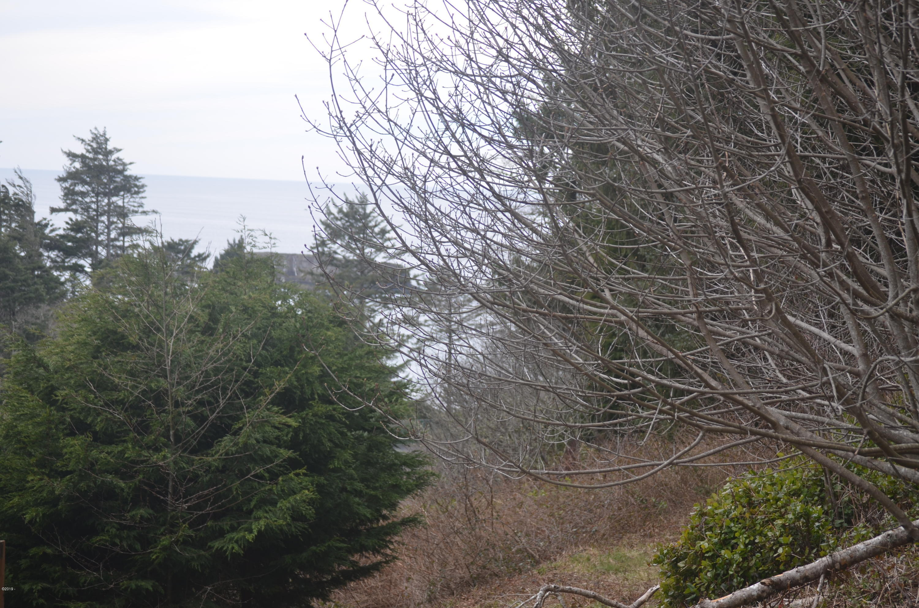 LOT #12 Sea Crest Court, Otter Rock, OR 97369 - Views of ocean and Gull Rock