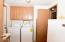 171 S Wells Dr, Lincoln City, OR 97367 - Laundry room
