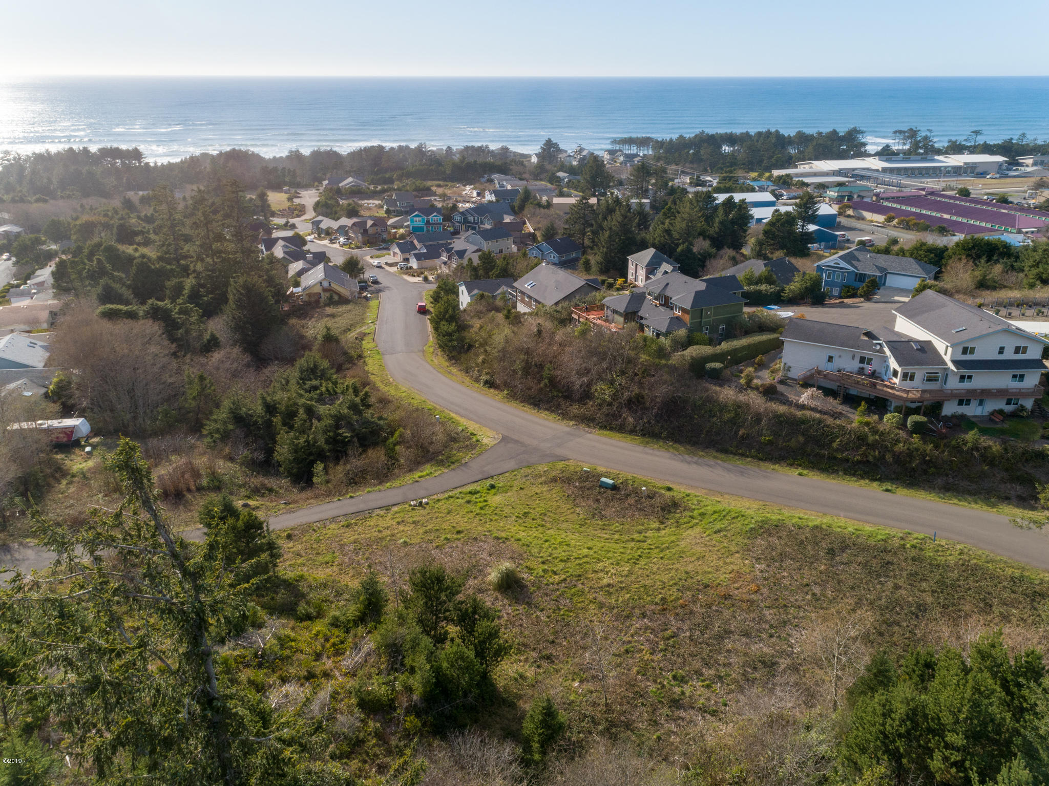 2200-2202 NE 71st St, Newport, OR 97365 - Aerial Photo