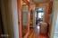 19 SW Hurbert St., Newport, OR 97365 - Hallway up
