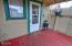 19 SW Hurbert St., Newport, OR 97365 - Door at back of home