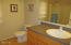 2707 NW Keel Ave, Lincoln City, OR 97367 - Hallway bathroom
