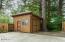 625 SE Acacia Ln., Waldport, OR 97394 - New 200' Storage Shed