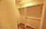 1701 NW Dodge Ct, Waldport, OR 97394 - Master Walk In closet