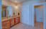1125 NW Spring St, B302, Newport, OR 97365 - master bath
