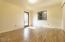 217 SW Tenas St, Siletz, OR 97380 - Master Bedroom with door to Deck
