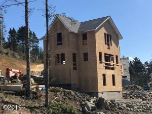 2415 SW Coral Ave, Lincoln City, OR 97367 - House is framed